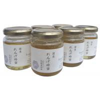 近藤養蜂場 国産れんげ蜂蜜 140g×6個セット【代引不可】