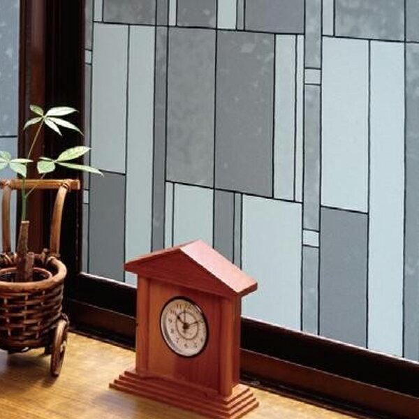 飛散防止効果のある窓飾りシート(大革命アルファ) GH-9205 92cm丈×90cm巻【代引不可】