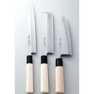 Yuksel 刀套及公义的柳树刀片,刀片,刀 Deba 3 本书设置 31003
