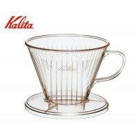 Kalita(カリタ) プラスチック製 コーヒードリッパー 103-DL 06003【代引不可】
