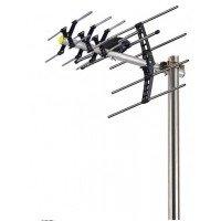 日本アンテナ UHFアンテナ(垂直・水平受信用)5素子 AU5AX 0918791 [エレクトロニクス]