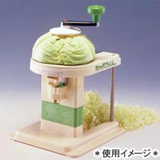 千叶县 Institute 的商业白菜白菜坤切片器