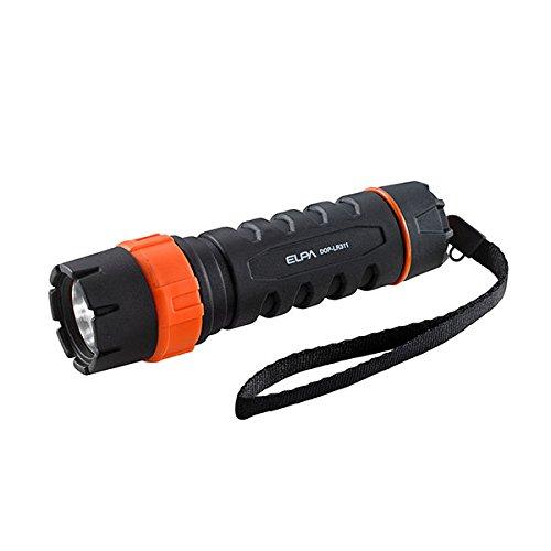 LEDラバーライト フラッシュライト 防水 DOP-LR311【代引不可】