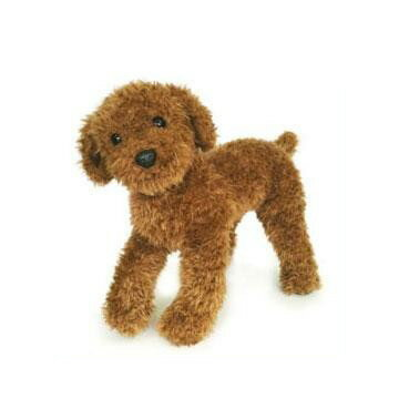 犬型マネキン ワンダードッグ・トイプードル 04500【代引不可】