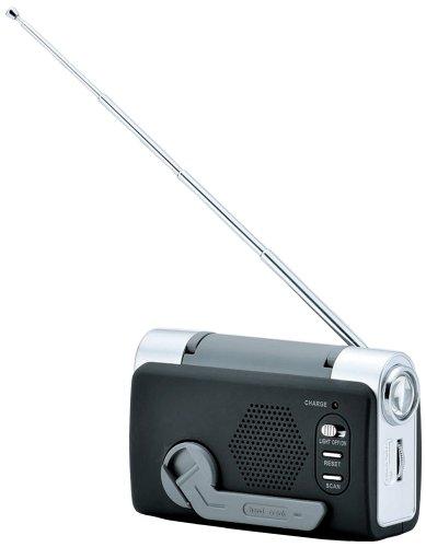 多機能ハンディラジオ エコロジートリプルラジオ