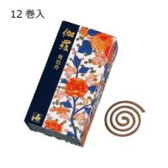 日本香庙香螺旋线圈 kurikara 菊花牡丹上 363 12 卷