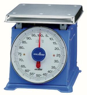 在世界老闆(WORLD BOSS)特大上盤子度盤秤TOUGH(強壯)HA-100