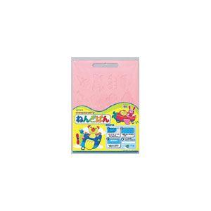 (まとめ買い)クツワ 粘土板 ピンク PT651PK 00063043 〔5枚セット〕