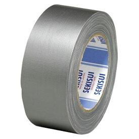 (まとめ買い)積水化学 カラー布テープNO.600 50X25銀 NO.600 50X25 ギン 00021379 〔3個セット〕【北海道・沖縄・離島配送不可】