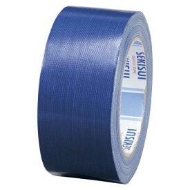 (まとめ買い)積水化学 カラー布テープ廉価版NO.600V 青 600Vカラー 50X25 アオ 00047192 〔5個セット〕【北海道・沖縄・離島配送不可】