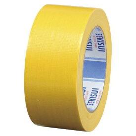 (まとめ買い)積水化学 カラー布テープ廉価版NO.600V 黄 600Vカラー 50X25 キイロ 00047194 〔5個セット〕【北海道・沖縄・離島配送不可】