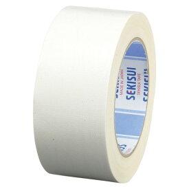 (まとめ買い)積水化学 カラー布テープ廉価版NO.600V 白 600Vカラー 50X25 シロ 00047195 〔5個セット〕【北海道・沖縄・離島配送不可】