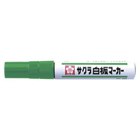 (まとめ買い)サクラクレパス 白板マーカー中字用 緑 WBK#29 ミドリ 00003875 〔10本セット〕