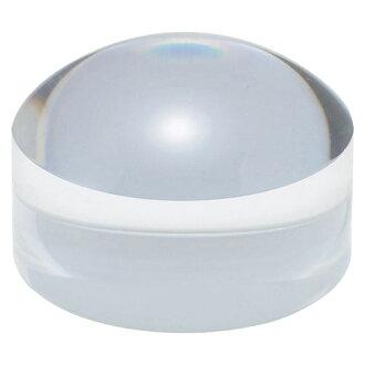 (汇总)*3套共荣塑料块放大镜DOME 75mm BDL-4500 0002万6341[大量购买的]