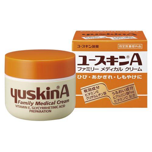 (まとめ買い)ユースキン製薬 ユースキンA 120g 214411 00017543 〔3個セット〕