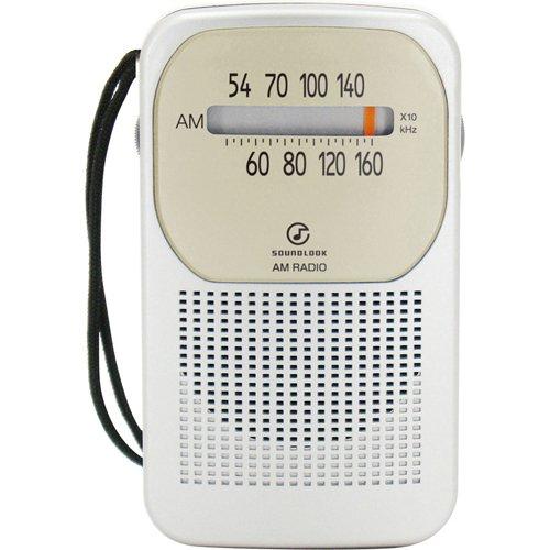 〔ギフト〕コイズミ AMラジオ SAD-7216/S【代引不可】