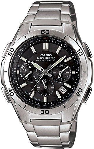 【送料無料】[カシオ]CASIO 腕時計 WAVECEPTOR 世界6局電波ソーラーウォッチ WVQ-M410DE-1A2JF メンズ
