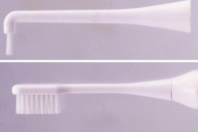 【メール便発送】アルイオン電動歯ブラシ専用替え歯ブラシ(2本パック)【代引不可】