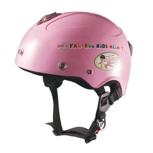TNK工業 スピードピット SKY Jr ヤールーキッズ ピンク (54-56) 50991【代引不可】