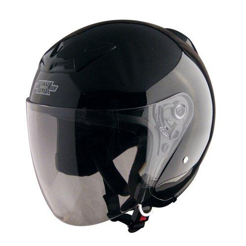TNK工業 スピードピット XX-505 ヘルメット ブラック XXL(62-64cm未満) 51106【代引不可】
