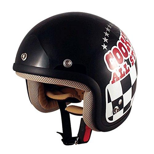TNK工業 スピードピット キッズ用ヘルメット CK-6 くっきーちゃんぷ KIDSサイズ(54-56cm)51158【代引不可】