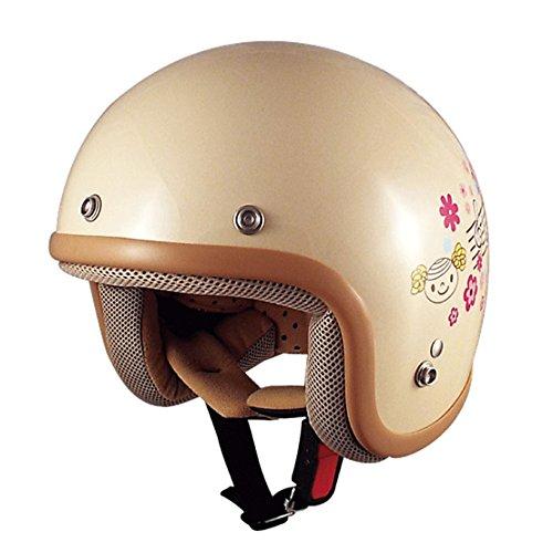 TNK工業 スピードピット キッズ用ヘルメット CK-6 くっきーふらわー KIDSサイズ(54-56cm)51159【代引不可】