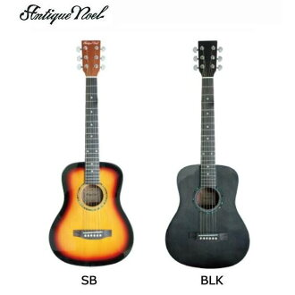 ANTIQUE NOEL(复古的诺埃尔)吉他AM-0 SB、太阳爆裂
