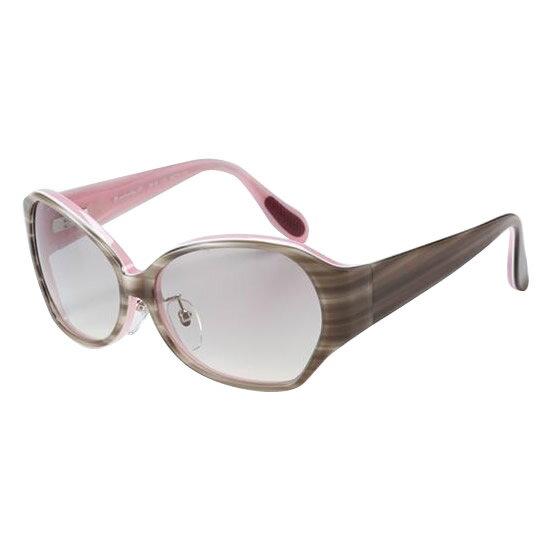 【送料無料】多機能サングラス eyebrellaアイブレラ Veil(ヴェール) ピンクグレージュ【代引不可】