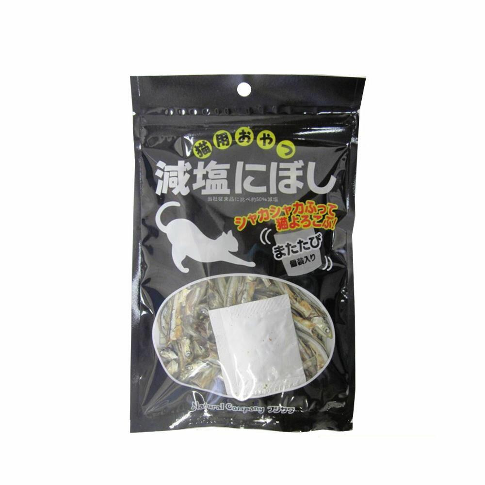 フジサワ 猫用 またたび減塩にぼし 40g×10個【代引不可】