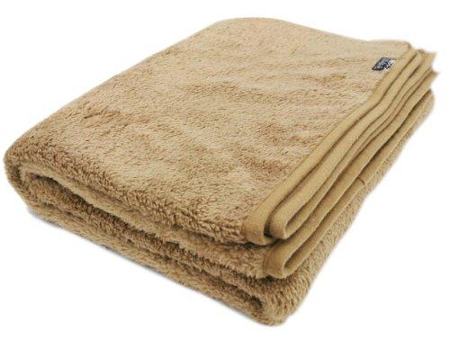 速暖 エバーウォーム 毛布 シングル(約140×200cm)キャメル【代引不可】