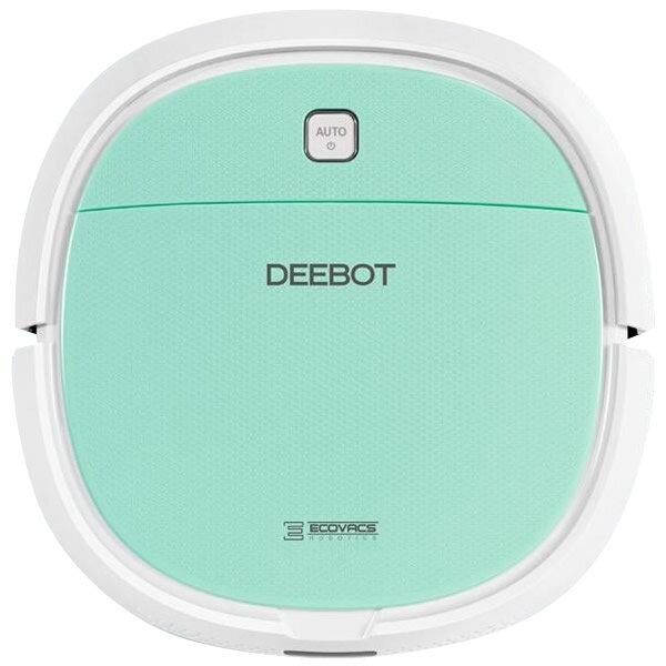 【送料無料】ECOVACS(エコバックス) コンパクトモデル 床用ロボット掃除機 DEEBOT MINI(ディーボット ミニ) DK560【代引不可】