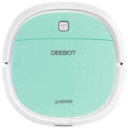 供ECOVACS(環保前後衛)小型型號地板使用的機器人吸塵器DEEBOT MINI(dibottomini)DK560