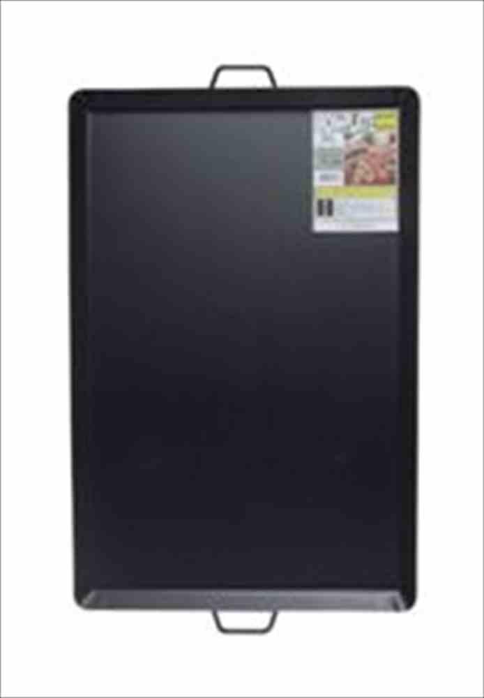 【送料無料】BBQ鉄板3L(BQG6090) 〔まとめ買い2個セット〕【代引不可】
