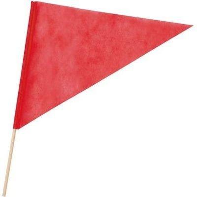 アーテック 三角旗 不織布 赤 ATC-3191