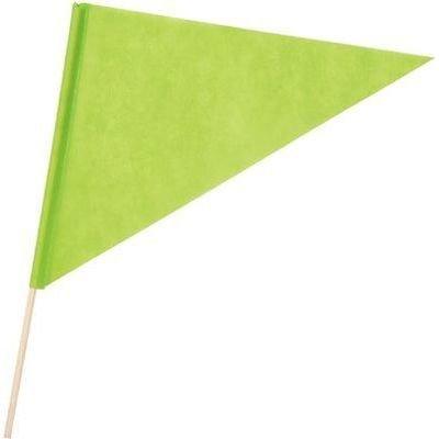 アーテック 三角旗 不織布 黄緑 ATC-3195