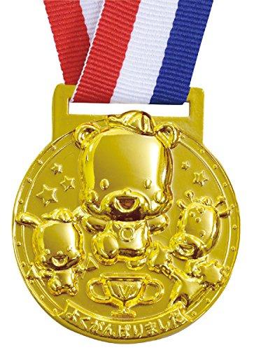 アーテック 3D合金メダル(アニマルフレンズ)メダル 運動会 大会 賞品 景品 スポーツ イベント 1739