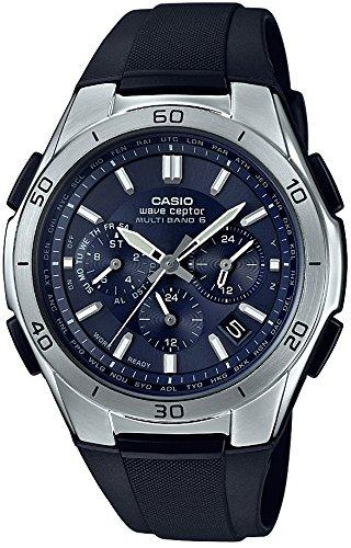 [カシオ]CASIO 腕時計 WAVE CEPTOR 世界6局対応電波ソーラー WVQ-M410-2AJF メンズ