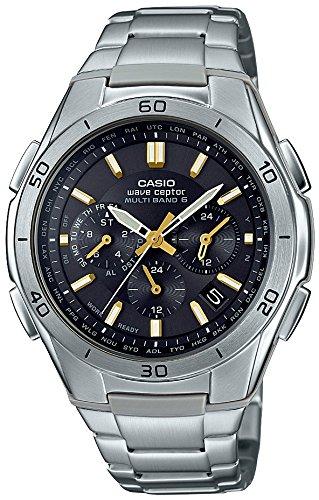 【送料無料】[カシオ]CASIO 腕時計 ウェーブセプター 電波ソーラー WVQ-M410DE-1A3JF メンズ