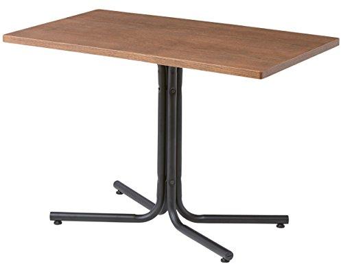 【送料無料】AZUMAYA カフェテーブル ダリオ 100cm幅 END-224TBR【代引不可】