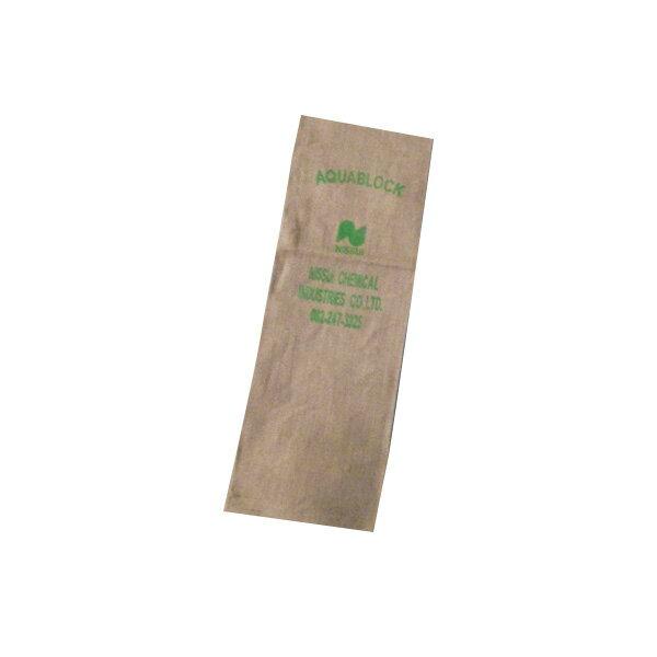 【送料無料】日水化学工業 防災用品 吸水性土のう 「アクアブロック」 NDシリーズ 再利用可能版(真水対応) ND-15L 20枚入り【代引不可】