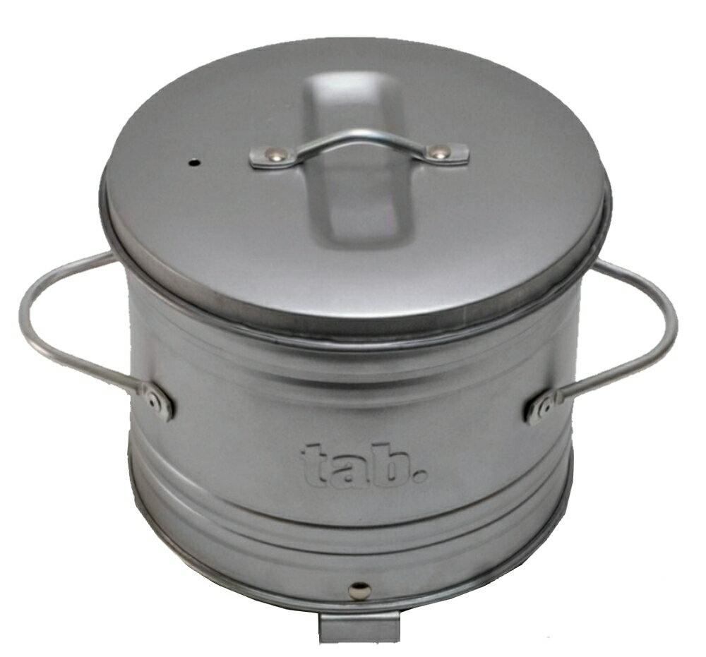 tab. 田中文金属 缶スモーカー(サクラチップ 100g付)【代引不可】