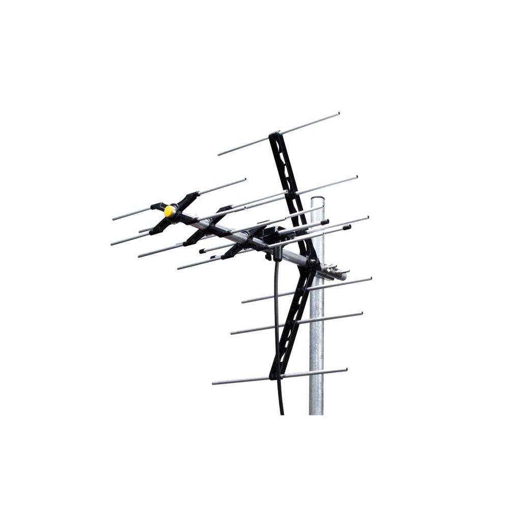 【送料無料】マスプロ電工 標準型 UHFアンテナセット LS56-SET【代引不可】