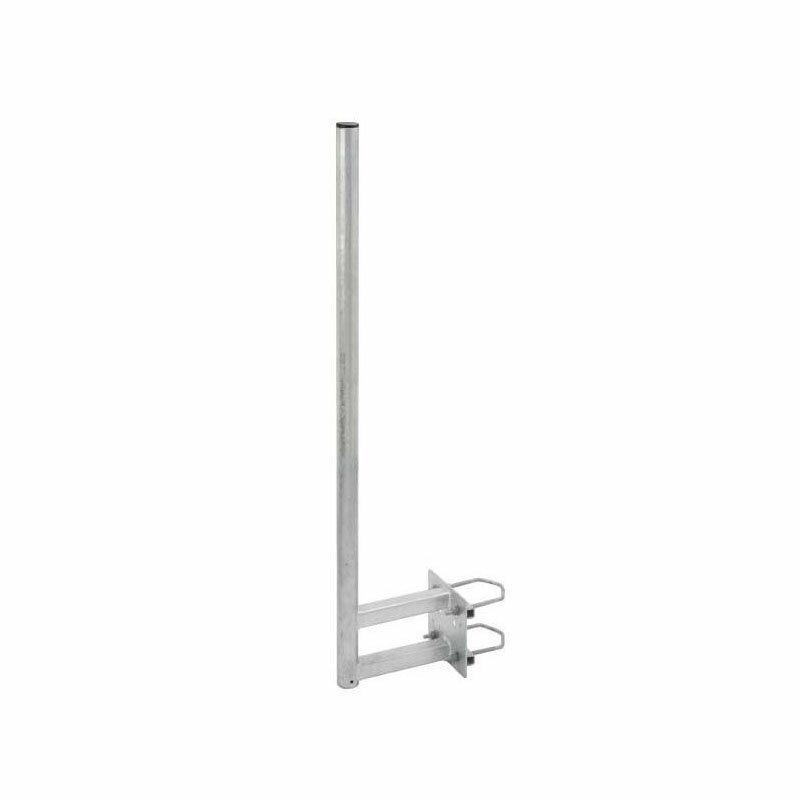 マスプロ電工 BS・CSアンテナ用サイドベース (50cm以下用) SBM45L【代引不可】