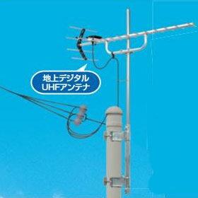 【送料無料】マスプロ電工 マスト用取付金具 SKPM32【代引不可】
