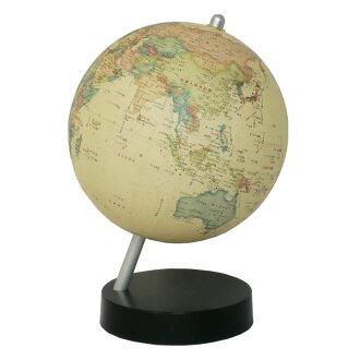 像SHOWAGLOBES地球儀古董一樣的13cm 13-CTP