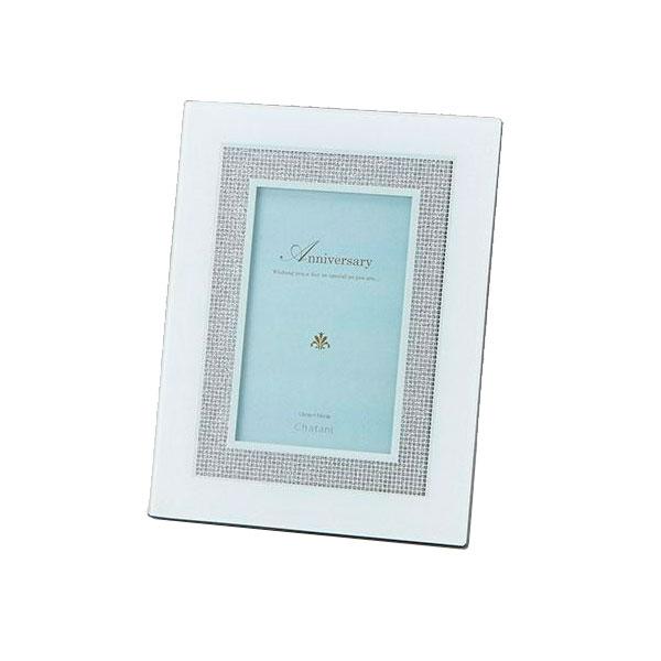 茶谷産業 Jour Brillant ガラスフォトフレーム 253-831【代引不可】