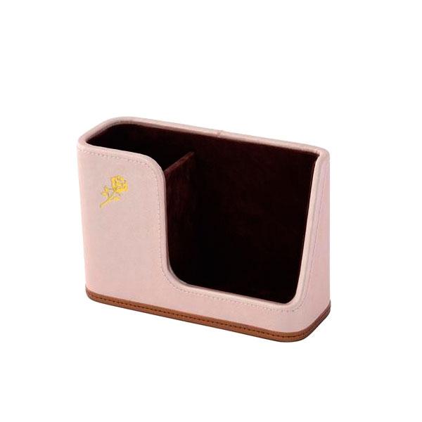 茶谷産業 Desktop Collection ケータイ&メガネスタンド ローズ 240-372【代引不可】