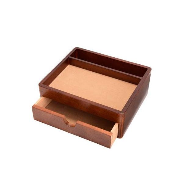 【送料無料】茶谷産業 Wooden Case オーバーナイター 020-104【代引不可】