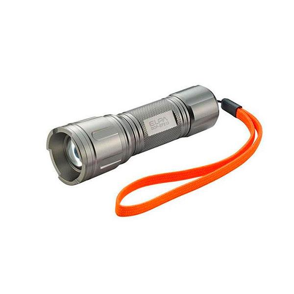 ELPA(エルパ) LEDアルミライト ハンディライト DOP-EP213(L)【代引不可】