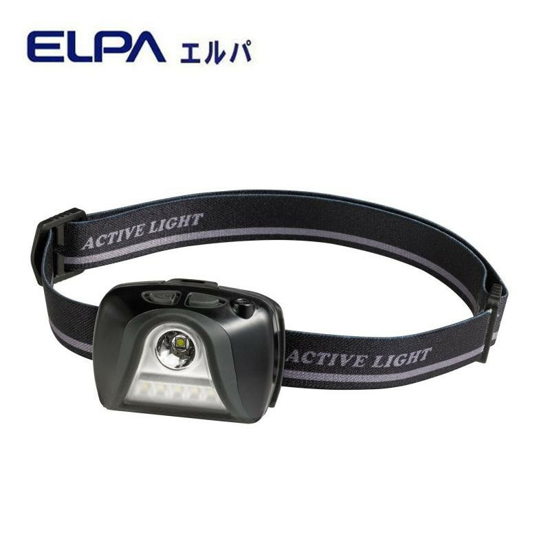 ELPA(エルパ) LEDヘッドライト DOP-HD500【代引不可】